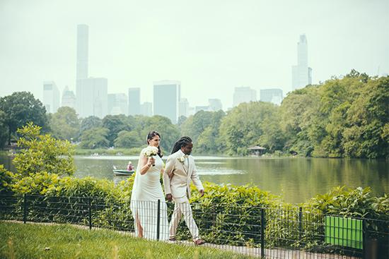 NYC wedding locations - Ladies Pavilion