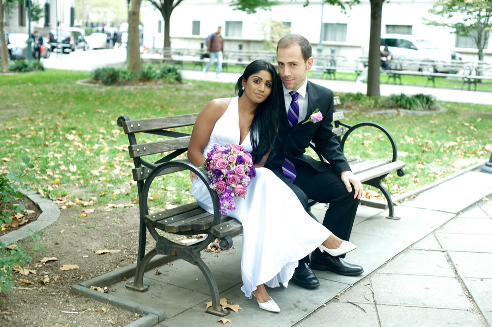 Easy way to get married in New York
