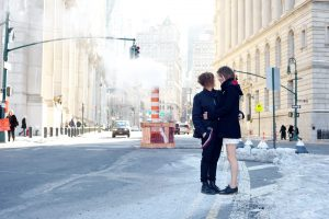 Elopement wedding in NYC