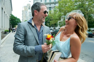 Getting married in New York