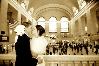 Elope to New York-Grand Central-NYC