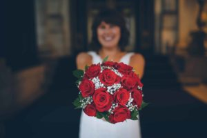 elopement package - wedding bouquet