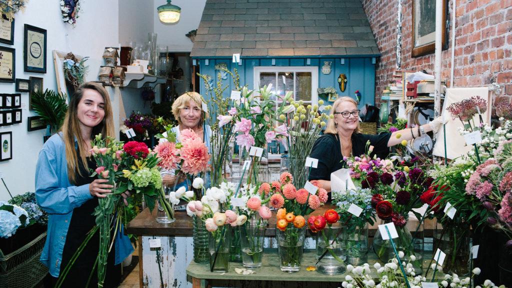 wedding florist brooklyn
